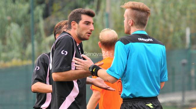 Burlando Vs Marassi Prima Categoria Girone B