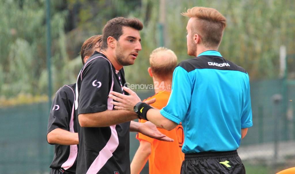 Burlando Vs Marassi Prima Categoria Girone B