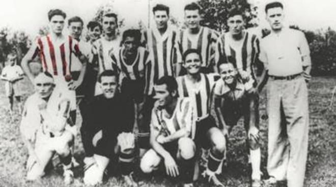 Calcio d'inizio - Pier Paolo