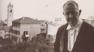 Camillo Sbarbaro a spotorno