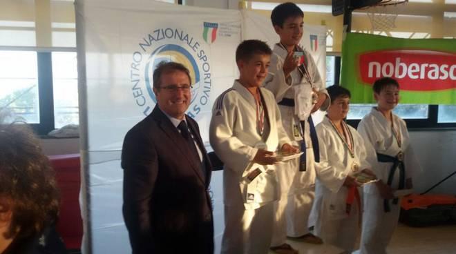 campionati nazionali Libertas 2017 Judo Celle Ligure