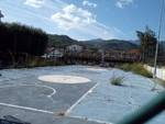 campo basket pietra