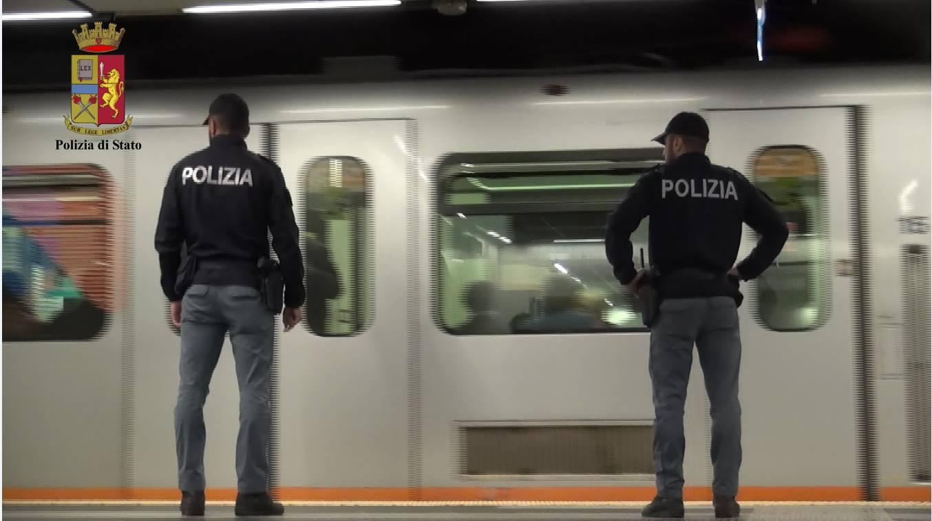 carabinieri metropolitana