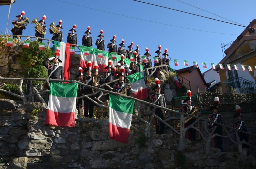 carabinieri torriglia