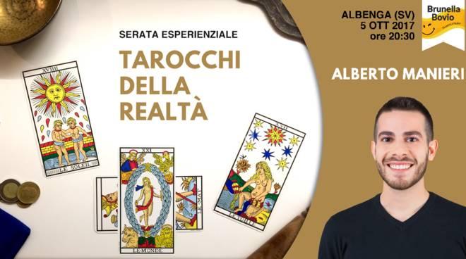Tarocchi della Realtà Serata con Alberto Manieri