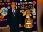 """Il Governatore del Distretto Lions 108Ia3 visita il L.C. \""""Spotorno, Noli, Bergeggi, Vezzi Portio\"""""""