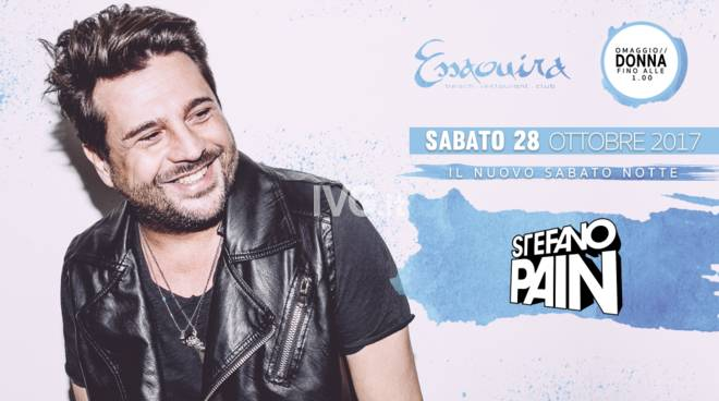 Special Guest Dj Stefano Pain