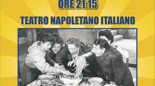 Miseria e nobiltà- Teatro napoletano italiano