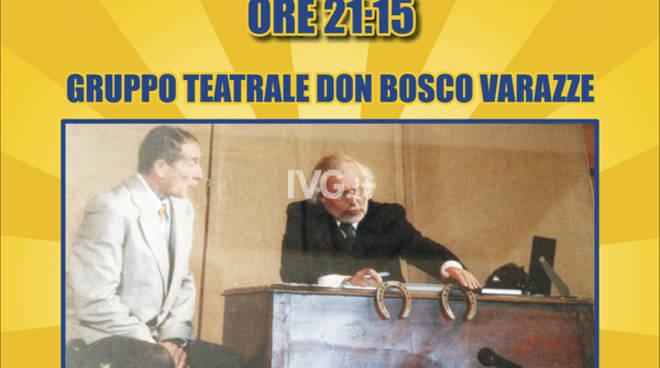 Mi ghe creddu...e ti?  Gruppo Teatrale Don Bosco