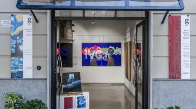 FINISSAGE mostre: DIPINGERE I SOGNI - NODI E INTRECCI D\'ARTE presso la galleria GULLIarte a Savona