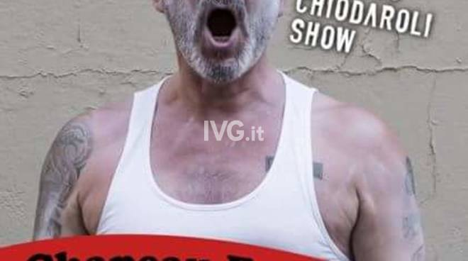 Stasera al Circolo Chapeau Famagosta di Savona: Stefano Chiodaroli Show