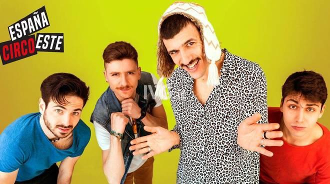Domani sera ai Raindogs di Savona: ESPANA CIRCOLO ESTE + MGZ DJ SET