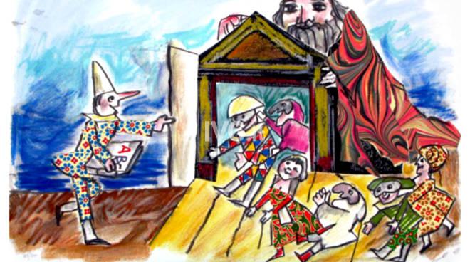 L\'Angolo delle Arti racconta Pinocchio