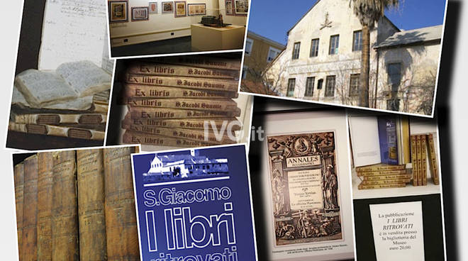 """San Giacomo: i libri ritrovati"" alla Ubik"