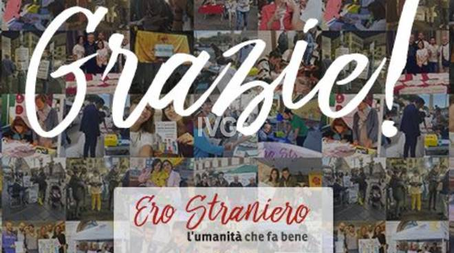 Chiude con un grande successo la campagna #EroStraniero! Raccolte oltre 70.000 firme per superare la Bossi-Fini