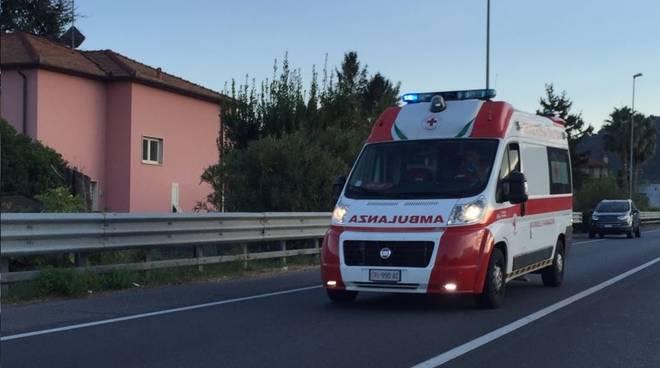 Incidente Albenga Aurelia