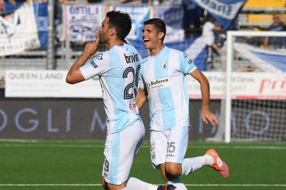 Entella vs Brescia