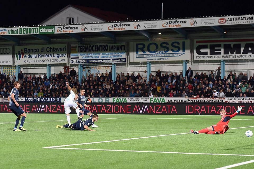 Entella vs Empoli