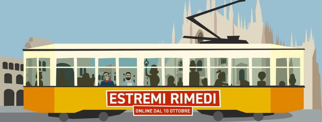 estremi rimedi web serie