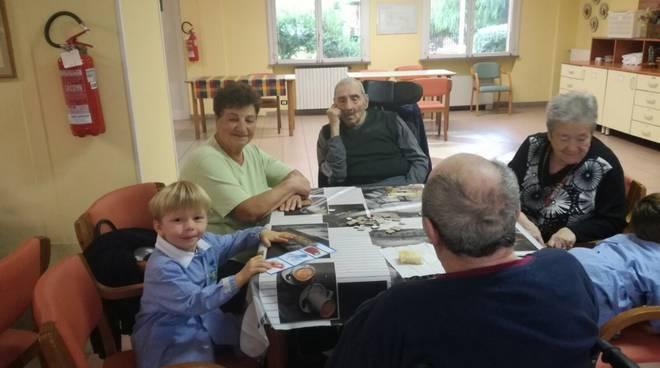 festa dei nonni trincheri