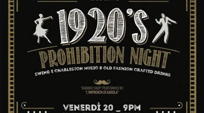 Festa in Maschera Anni '20 Albenga
