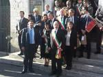 Folta delegazione ligure ad Assisi per le celebrazioni di San Francesco