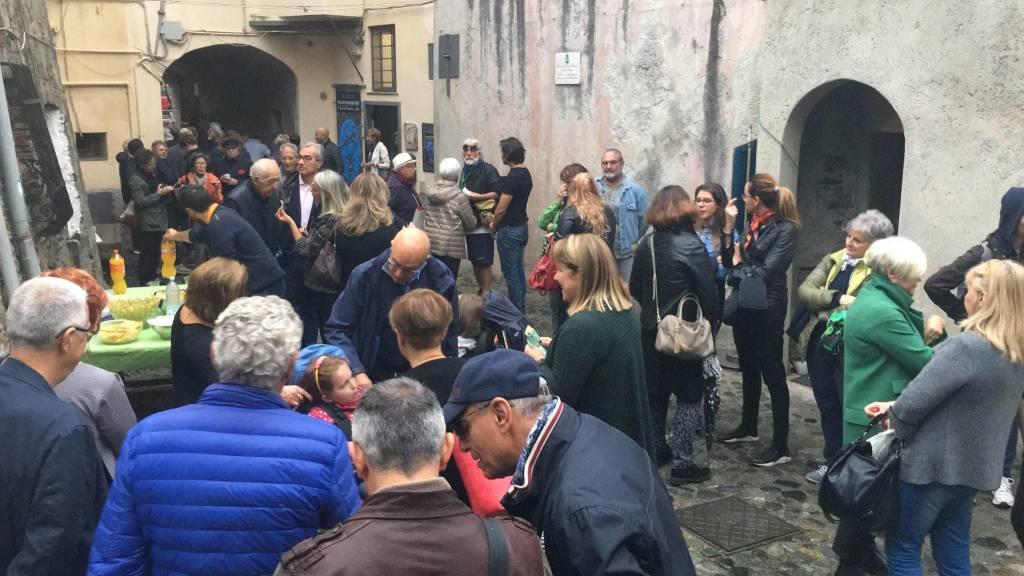 Gara di solidarietà degli artisti di Albissola