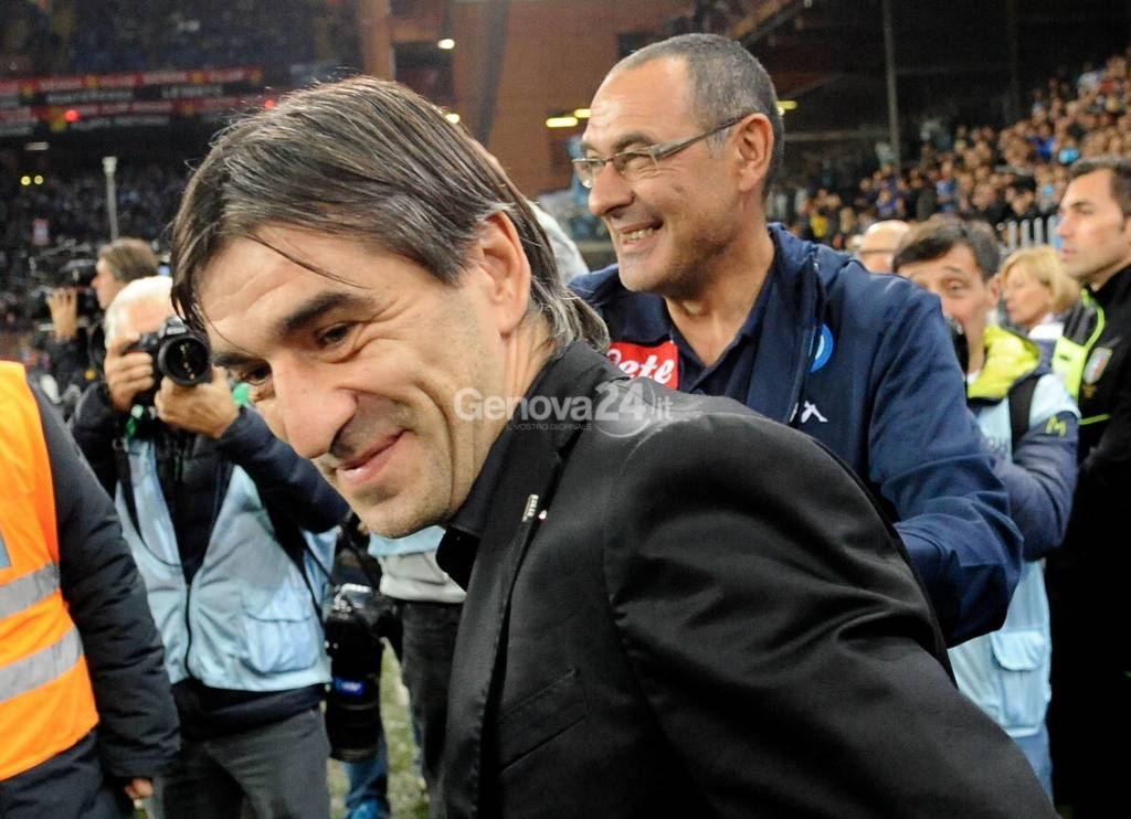 Genoa Vs Napoli Serie A