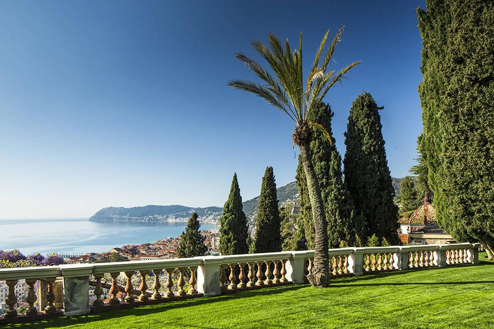 Giardini Villa Pergola Alassio
