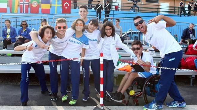 Giochi Europei Paralimpici Giovanili