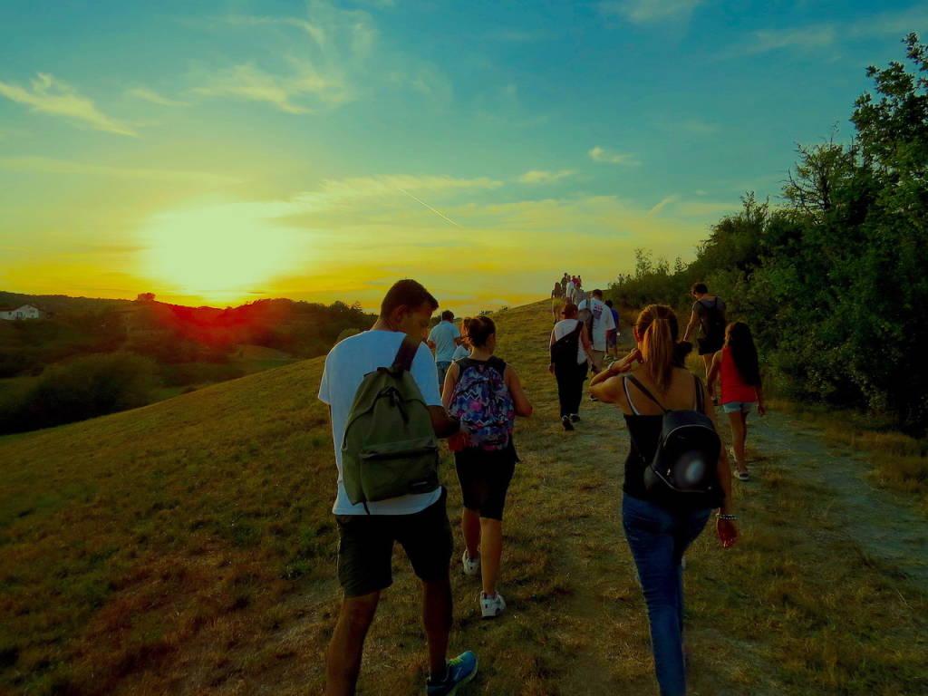 giornata nazionale camminare trekking nordic walking