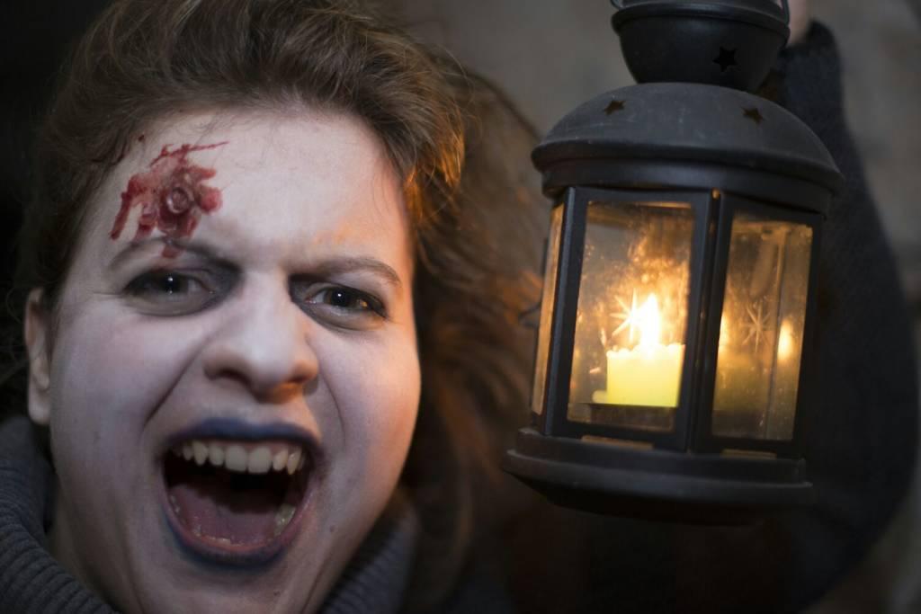 halloween in town natidaunsogno fortezza degli orrori nati da un sogno nds
