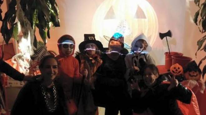 Halloween Libreria Ubik Savona