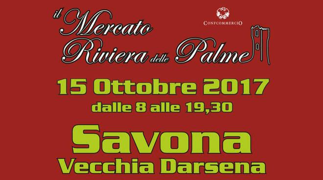 Il Mercato Riviera delle Palme a Savona