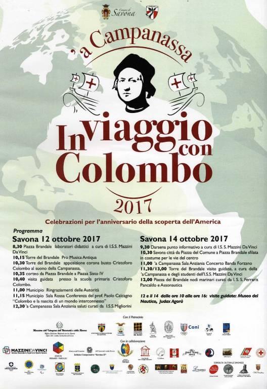 In viaggio con Colombo