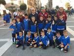 La Scuola Calcio Albissola alle celebrazioni per la scoperta dell'America