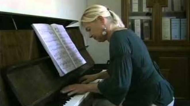 Lyudmyla Vornik pianista