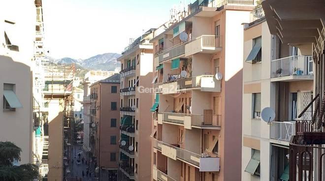 mercato immobiliare case bolzaneto genova