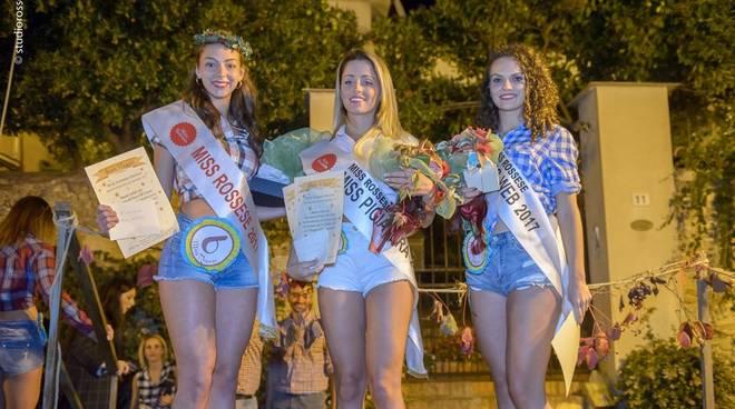 Miss Rossese 2017