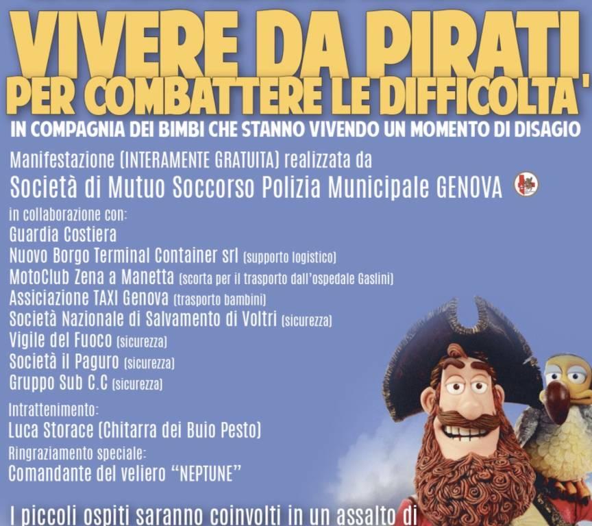 Pirati per un giorno