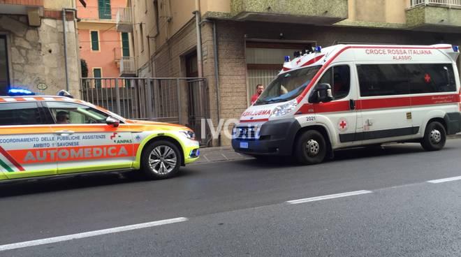 croce rossa alassio automedica sierra 2