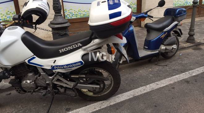 polizia municipale locale alassio