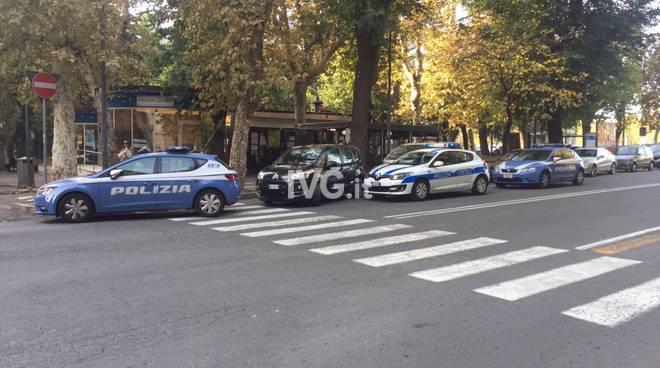 polizia municipale piazza del popolo