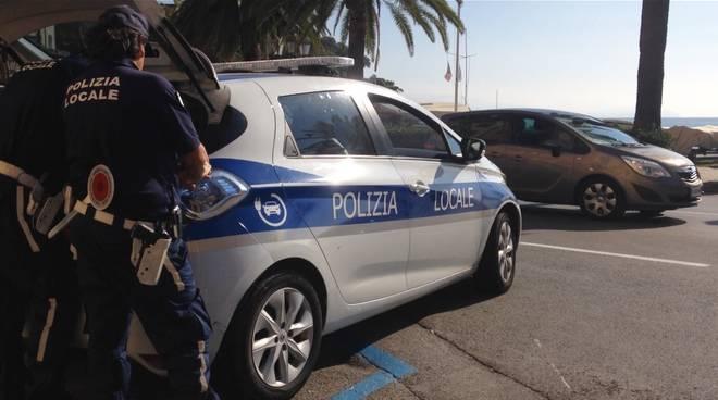 polizia municipale santa margherita
