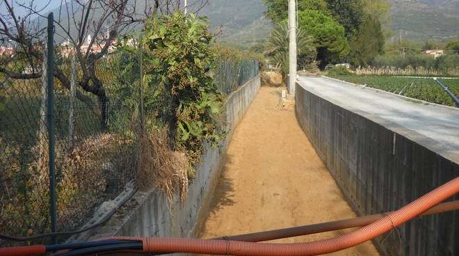 Rio Fasceo Albenga