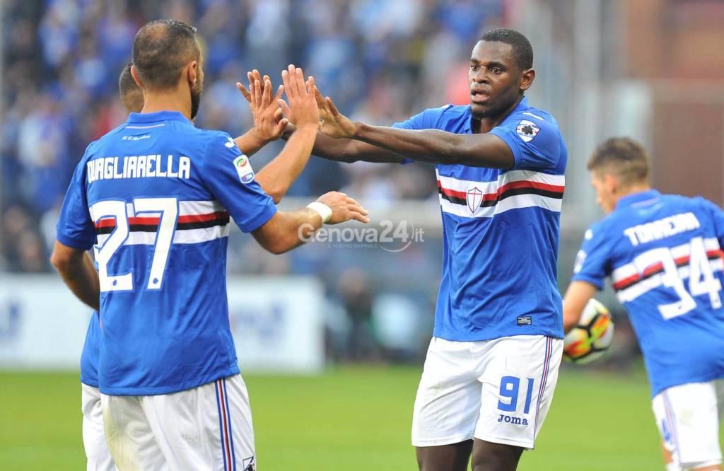 Sampdoria Vs Atalanta Serie A