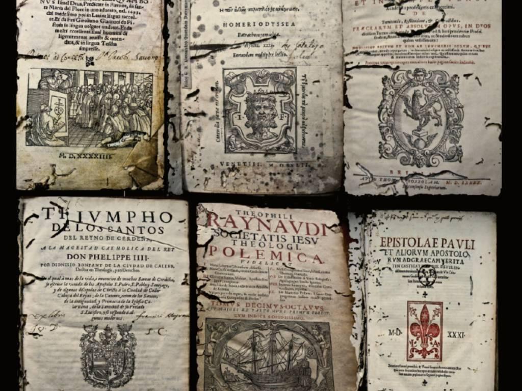 San Giacomo - I Libri Ritrovati