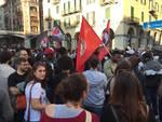Savona corteo antifascista
