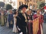 """Savona, corteo storico per il """"Columbus Day"""""""