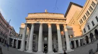 Sedi istituzionali e palazzi e piazze simbolo della città